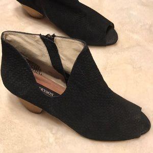 Matt Bergson Woven Boots
